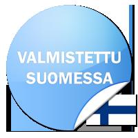 Изготовлено в Финляндии